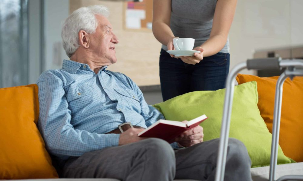 specialist care personal care carer