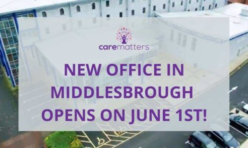 new office opening middlesbrough
